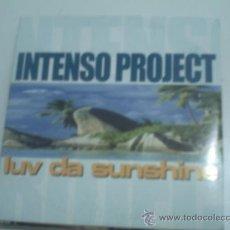 CDs de Música: INTENSO PROJET/5 TRACK/ LUV DA SUNSHINE/CD PROMO PEPETO. Lote 30654095