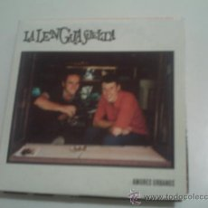 CDs de Música: LA LENGUA SUELTA / AMORES URBANOS (CD SINGLE 2002). Lote 30656292