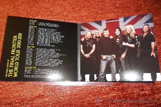 CDs de Música: Iron Maiden From Fear To Eternity 2 cd DIGIPACK - Foto 3 - 30658189