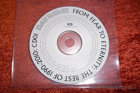 CDs de Música: Iron Maiden From Fear To Eternity 2 cd DIGIPACK - Foto 4 - 30658189