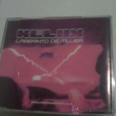 CDs de Música: RELAX / LABERINTO DE MUJER (4 VERSIONES) (CD SINGLE 2001) PEPETO. Lote 30660516