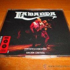 CDs de Música: LABANDA LA BATALLA DE SOMME CD SINGLE PROMOCIONAL PLASTICO 6 TEMAS EN DIRECTO CADENA 100 LIMITADA. Lote 194265710