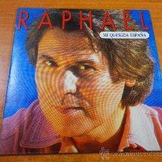 CDs de Musique: RAPHAEL MI QUERIDA ESPAÑA CD SINGLE PROMOCIONAL PORTADA DE CARTON AÑO 1994 CONTIENE 1 TEMA. Lote 30676258