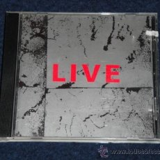 CDs de Música: RED HOT CHILI PEPPERS CD 1 LIVE DE LA CAJA LIVE, RARE, REMIX BOX. Lote 30711684