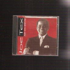 CDs de Música: JOE TEX. Lote 30744357