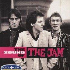 CDs de Música: THE SOUND & VISION * 2CD+DVD * THE JAM * DIGIPACK * PRECINTADO * INENCONTRABLE. Lote 36146953