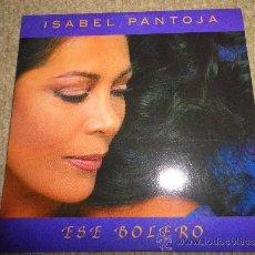 CDs de Música: ISABEL PANTOJA ESE BOLERO CD SINGLE PROMOCIONAL DE CARTON AÑO 1998 ROBERTO LIVI CONTIENE 1 TEMA. Lote 30761915