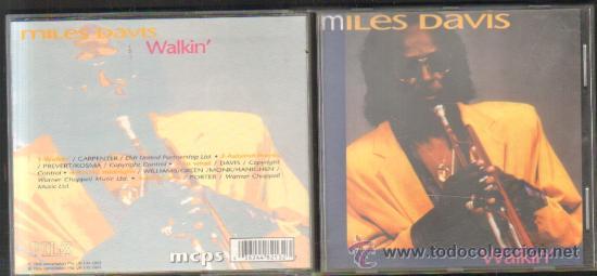 MILES DAVIS - WALKIN' CD-JAZZ-163 (Música - CD's Jazz, Blues, Soul y Gospel)