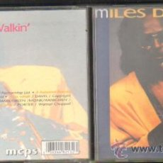 CDs de Música: MILES DAVIS - WALKIN' CD-JAZZ-163. Lote 30806952