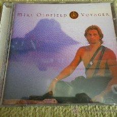 CDs de Música: MIKE OLDFIELD VOYAGER CD ALBUM DEL AÑO 1996 ALEMANIA CONTIENE 10 TEMAS. Lote 183429762
