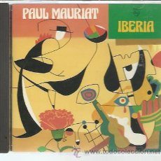 CDs de Música: PAUL MAURIAT - IBERIA - CD PHILIPS 1990. Lote 30818152