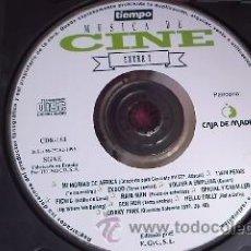 CDs de Música: MÚSICA DE CINE.1993. Lote 30887415