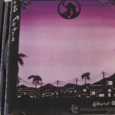 CDs de Música: RED AUNTS - GHETTO BLASTER - CD - EPITAPH 1998 AMSTERDAM - ATROCITY SOLUTION - PUNK. Lote 53249320