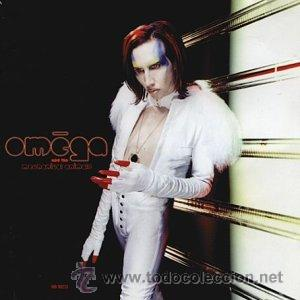CD MUSICA - MARILYN MANSON MECHANICAL ANIMALS (Música - CD's Rock)