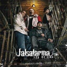 CDs de Música: CD. LEY DE VIDA 2008 - FALSALARMA -. Lote 132640741