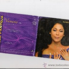 CDs de Música: ISABEL PANTOJA -VENENO-CD -SINGLE-. Lote 30993049
