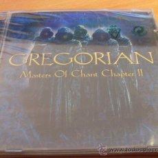 CDs de Música: GREGORIAN ( MASTERS OF CHANT CHAPTER II ) PRECINTADO ( CD07) . Lote 35695326