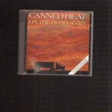 CDs de Música: CANNED HEAT ON THE ROAD AGAIN. Lote 61623898