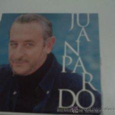 CDs de Música: JUAN PARDO / BIENVENIDA, SEÑORA (CD SINGLE 1995) PEPETO. Lote 31020687