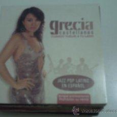 CDs de Música: GRECIA CASTELLANOS-CUANDO VUELVA A TU LADO ( 2 TRACKS PROMO ) PEPETO. Lote 31045070