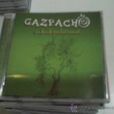 CDs de Música: GAZPACHO-ANDANDO POR LAS RAMAS/ CD ALBUM PEPETO. Lote 31078434