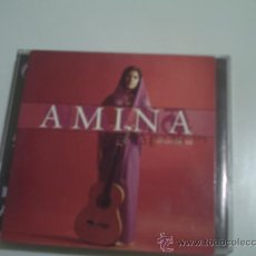 CDs de Música: AMINA / ALGO DE MÍ (2000) CD SINGLE. Lote 31082171