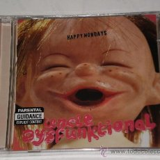 CDs de Música: HAPPY MONDAYS - UNCLE DYSFUNKTIONAL - CD NUEVO SIN DESPRECINTAR. Lote 31086935