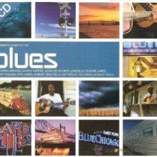 CDs de Música: BEGINNER'S GUIDE TO THE BLUES * BOX 3 CD SLIM * PRECINTADO!!!. Lote 31119230
