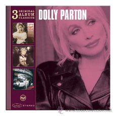 CDs de Música: DOLLY PARTON * BOX 3 CD * ORIGINAL ALBUM CLASSICS * PRECINTADA!!!. Lote 31128933