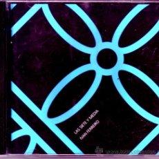 CDs de Música: IVÁN FERREIRO: LAS SIETE Y MEDIA. Lote 57222046