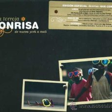 CDs de Música: ANA TORROJA * LIBRO 96 PÁGINAS + CD + DVD * SONRISA * LTD PRECINTADO!!. Lote 89105362
