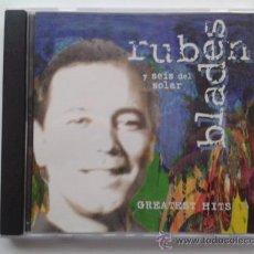 CDs de Musique: RUBEN BLADES Y SEIS DEL SOLAR - GREATEST HITS - IMPECABLE. Lote 31181738