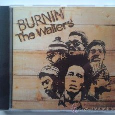 CDs de Música: BURNING THE WAILERS - CD - IMPECABLE. Lote 31183549