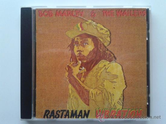 RASTAMAN VIBRATION BOB MARLEY AND THE WAILERS - CD - IMPECABLE (Música - CD's Reggae)