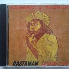 CDs de Música: RASTAMAN VIBRATION BOB MARLEY AND THE WAILERS - CD - IMPECABLE. Lote 31183568