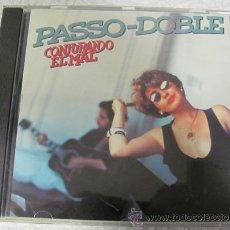 CDs de Música: PASSO DOBLE - CONJURANDO EL MAL - CD 1994. Lote 31193408