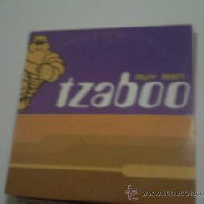 CDs de Música: TZABOO - MUY BIEN ( CD SINGLE PROMO). Lote 31203235