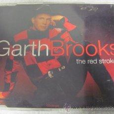 CDs de Música: GARTH BROOKS - THE RED STROKES - CDSINGLE 4 TEMAS. Lote 31210201