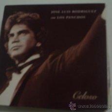 CDs de Música: JOSE LUIS RODRIGUEZ CON LOS PANCHOS / CELOSO (CD SINGLE 1999) PEPETO. Lote 31211387