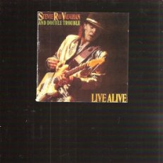 CDs de Música: STEVIE RAY VAUGHAN . Lote 31250123