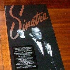 CDs de Música: 'SINATRA VEGAS' 4 CD + 1 DVD BOX SET (FRANK SINATRA). Lote 31301685