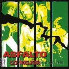 CDs de Música: ASFALTO LO MEJOR CD. Lote 34326695