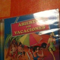 CDs de Música: CD ABIERTO POR VACACIONES NUEVO Y PRECINTADO PARA ESTRENAR. Lote 31612903