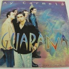 CDs de Música: GUARANA - AY CARMELA - CDSINGLE. Lote 31408187