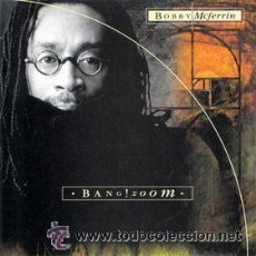 CDs de Música: BOBBY MCFERRIN (BANG! ZOOM). Lote 31412261