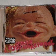 CDs de Música: HAPPY MONDAYS - UNCLE DYSFUNKTIONAL - CD NUEVO SIN DESPRECINTAR. Lote 31414041