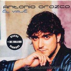 CDs de Música: ANTONIO OROZCO / EL VIAJE (CD SINGLE CARTON 2001). Lote 31422652