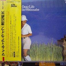 CDs de Música: SADAO WATANABE - MY DEAR LIFE - CD ED JAPONESA . Lote 31513673