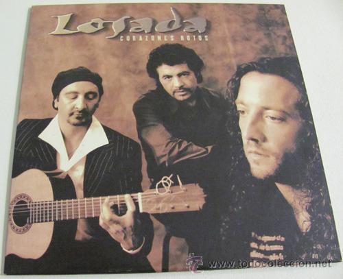 LOSADA - CORAZONES ROTOS - CDSINGLE 1998 (Música - CD's Pop)