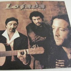 CDs de Música: LOSADA - CORAZONES ROTOS - CDSINGLE 1998. Lote 31533847